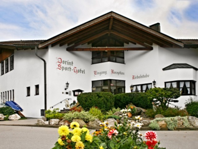 Dorint Sporthotel in Garmisch-Partenkirchen